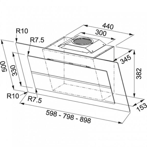 franke maris pro fma pro 605 bk turuliider. Black Bedroom Furniture Sets. Home Design Ideas