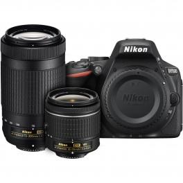 Nikon D5600 + 18-140