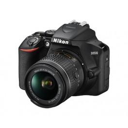 Nikon D3500 + AF-P 18-55mm VR Kit