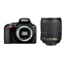 Nikon D3500 + objektiiv AF-S DX NIKKOR 18-105mm VR