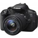 Canon EOS 700D + 18-55IS STM